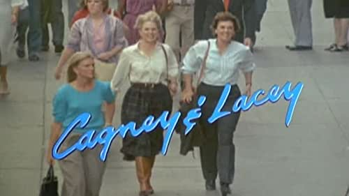 Cagney & Lacey: Clip 2