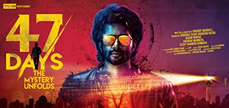 47 Days The Mystery Unfolds (2018) Telugu WEB-DL - 480P | 720P - x264 - 400MB | 750MB - Download & Watch Online  Movie Poster - mlsbd