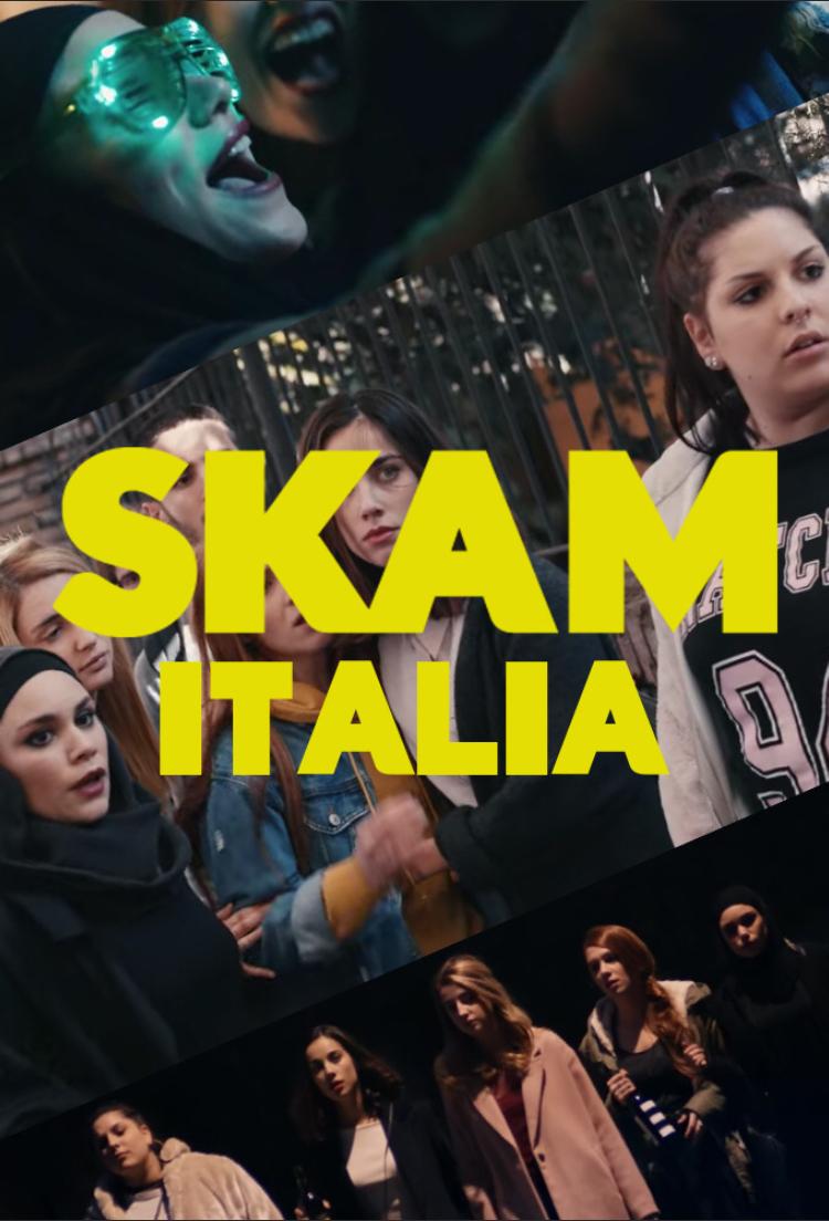 GĖDA. ITALIJA (1 Sezonas) / SKAM ITALIA