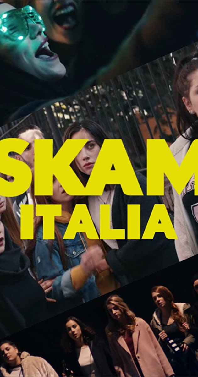 Download SKAM Italia or watch streaming online complete episodes of  Season2 in HD 720p 1080p using torrent