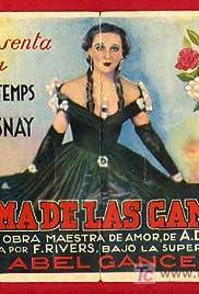 La dame aux camélias Poster