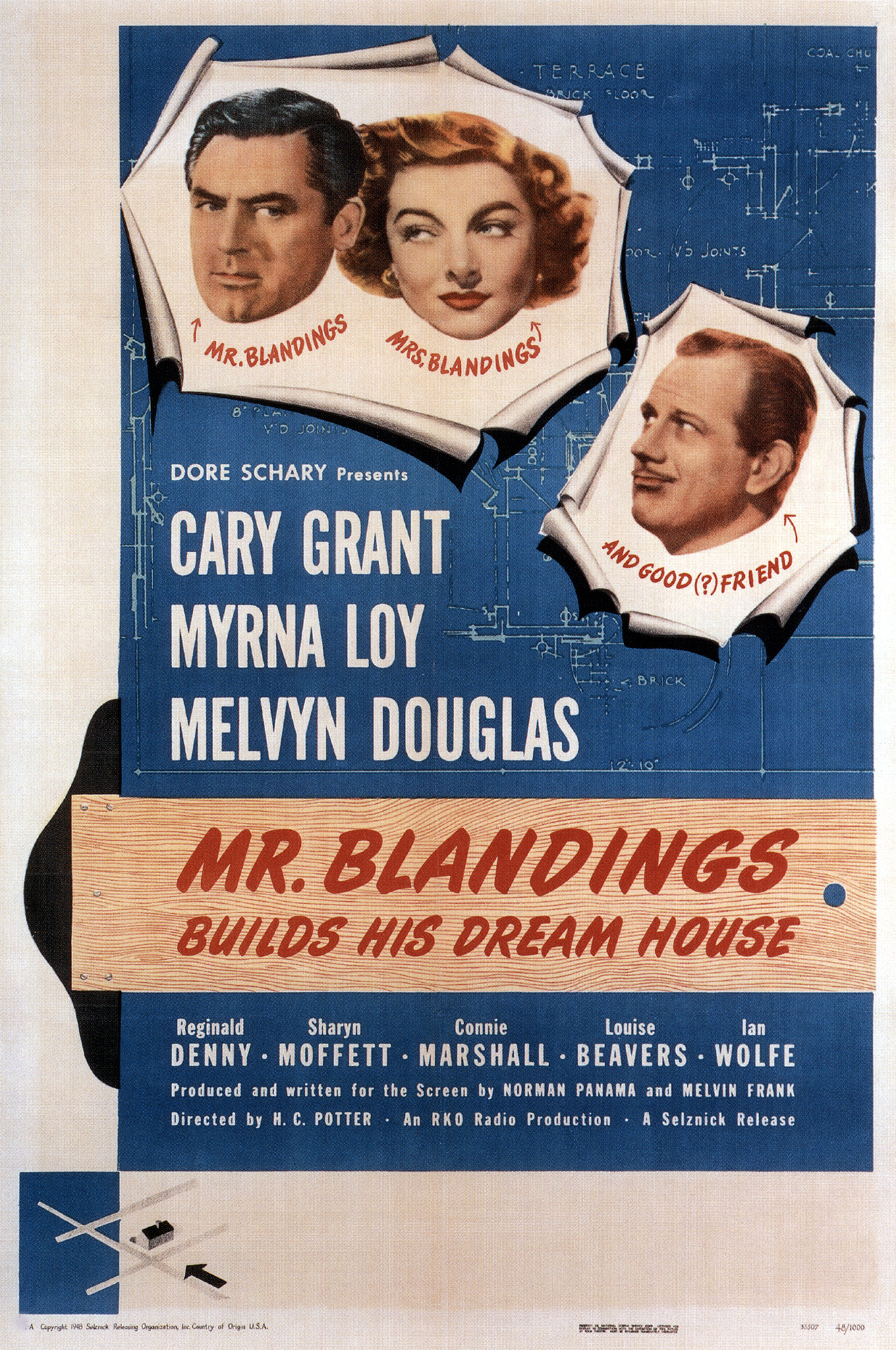 Mr. Blandings Builds His Dream House (1948) - IMDb