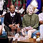 Snoop Dogg, Martha Stewart, Jamie Chung, and Jason Derulo in Martha & Snoop's Potluck Dinner Party (2016)