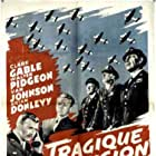 Clark Gable, Charles Bickford, Brian Donlevy, Van Johnson, and Walter Pidgeon in Command Decision (1948)
