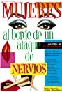 Women on the Verge of a Nervous Breakdown (1988) Poster