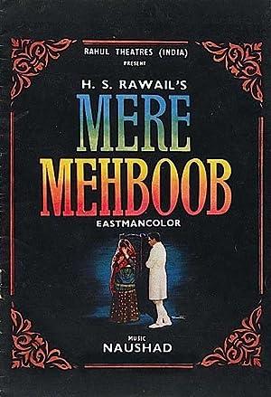 Mere Mehboob movie, song and  lyrics