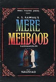 Mere Mehboob(1963) Poster - Movie Forum, Cast, Reviews