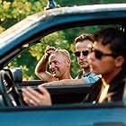 Radek Pastrnák, Filip Renc, and Jakub Spalek in Jízda (1994)