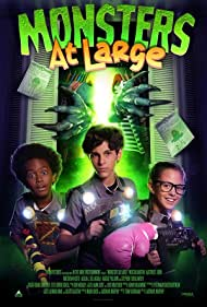 Auggie Pulliam, Matthew Kosto, and Alicia C. Del Aguila in Monsters at Large (2018)