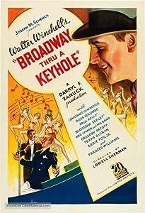 Broadway Thru a Keyhole Sidney Lanfield