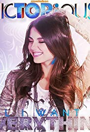 Victoria Justice: All I Want Is Everything Poster