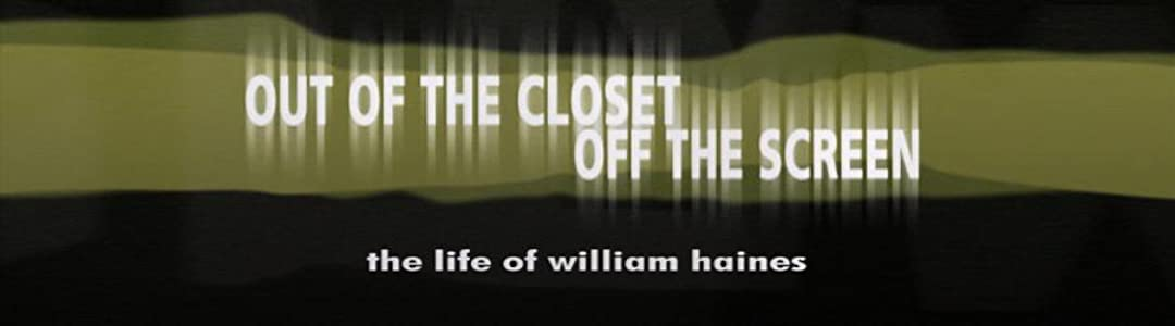 Out of the Closet, Off the Screen: The Life of William Haines