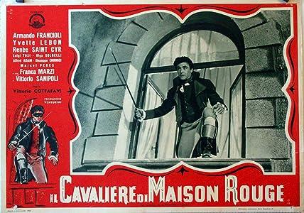 Latest movie downloads list Il cavaliere di Maison Rouge by Vittorio Cottafavi [BDRip]