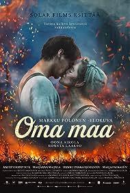 Konsta Laakso and Oona Airola in Oma maa (2018)