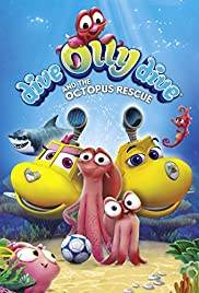 Dive Olly Dive and the Octopus Rescue Poster