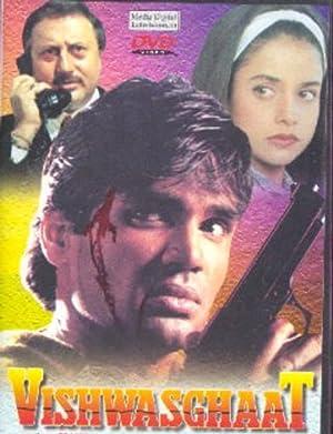 Sunil Shetty Vishwasghaat Movie