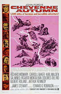 Cheyenne Autumn (1964)