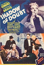 Shadow of Doubt(1935) Poster - Movie Forum, Cast, Reviews