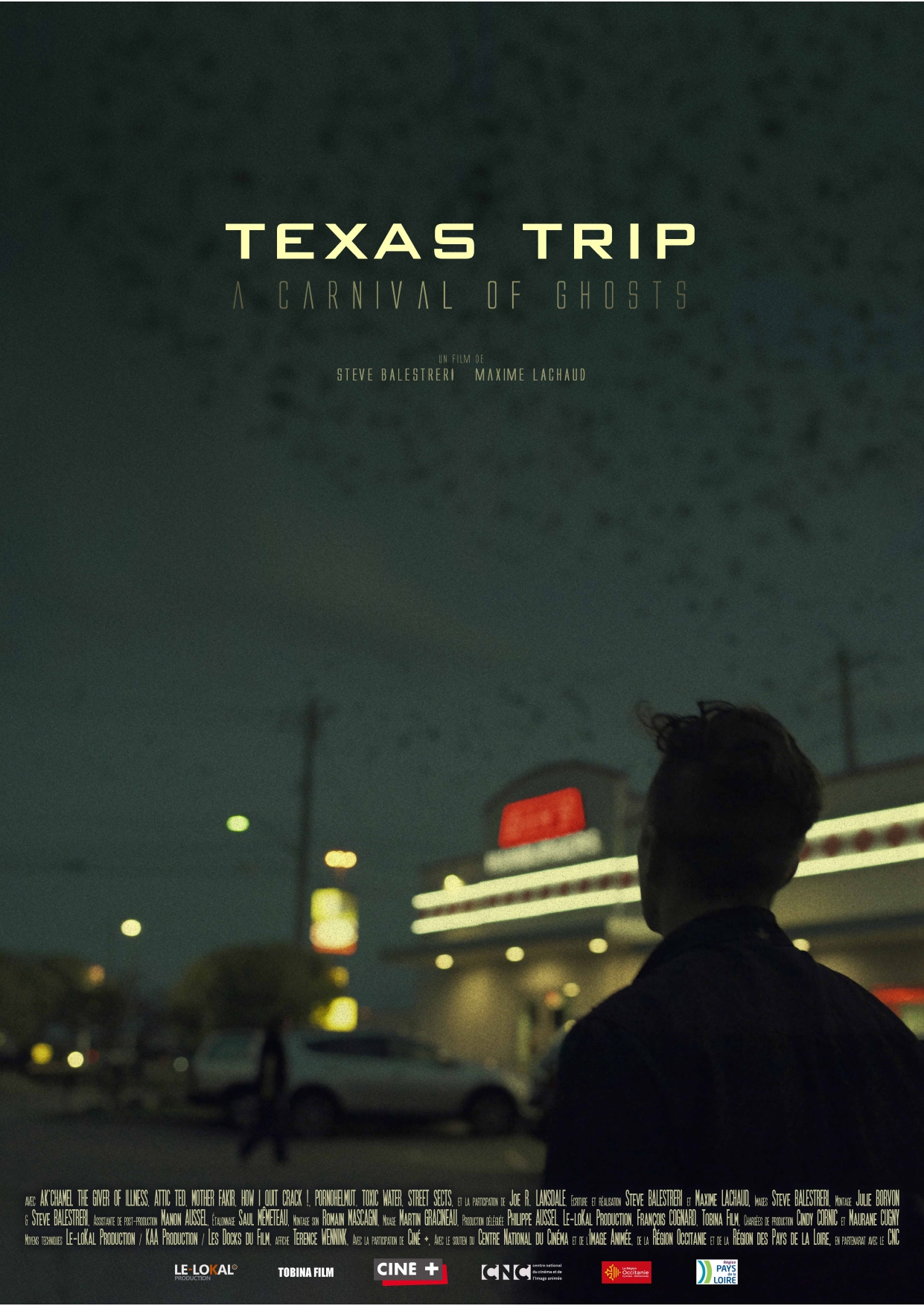 Texas Trip, A Carnival of Ghosts (2020) - IMDb