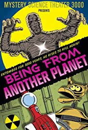 Being from Another Planet Poster
