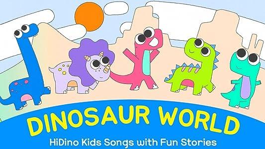 Mpeg4-Filmclips werden heruntergeladen Dinosaur World & More Kids Songs: HiDino Kids Songs: Dinosaur World (2017)  [QuadHD] [640x320]