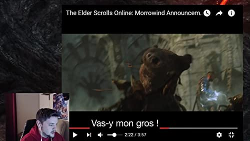The Elder Scrolls Online: Morrowind E3 2017 Trailer (French Subtitled)