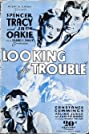 Looking for Trouble (1934) Poster