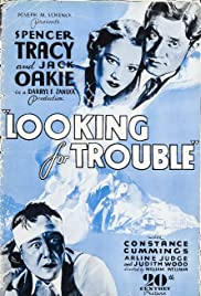 Looking for Trouble Poster