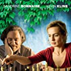 Kevin Kline and Sandrine Bonnaire in Joueuse (2009)