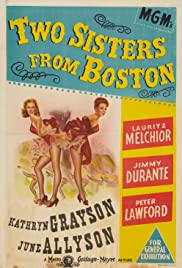 Two Sisters from Boston (1946) Poster - Movie Forum, Cast, Reviews