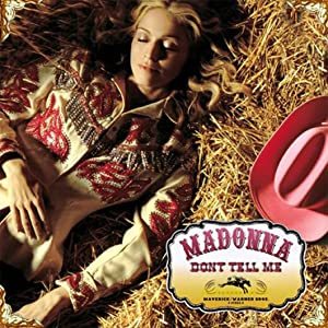 Divx download download dvd free full movie movie Madonna: Don't Tell Me by Jean-Baptiste Mondino [h.264]