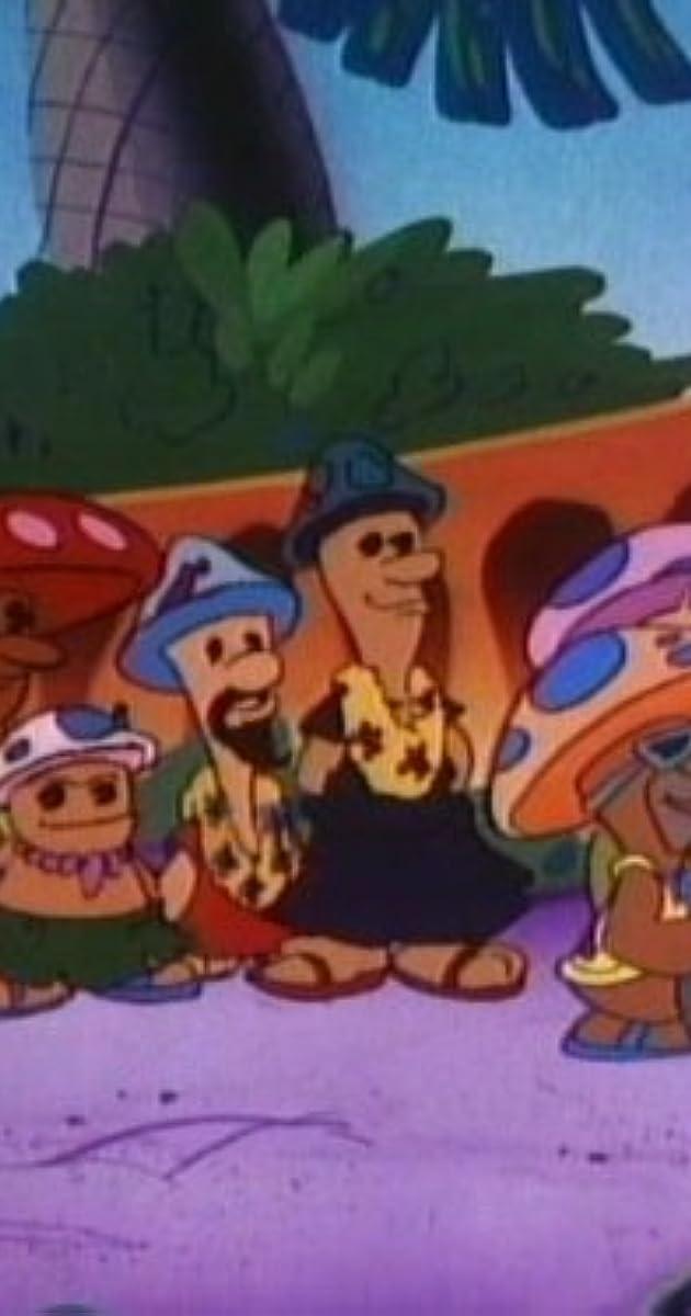 The Super Mario Bros Super Show Time Out Luigi Too Hot To