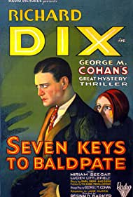 Seven Keys to Baldpate (1929) Poster - Movie Forum, Cast, Reviews