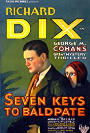 Seven Keys to Baldpate(1929) Poster - Movie Forum, Cast, Reviews