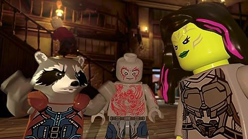 Lego: Marvel Super Heroes 2: Launch Trailer