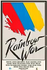Rainbow War Poster
