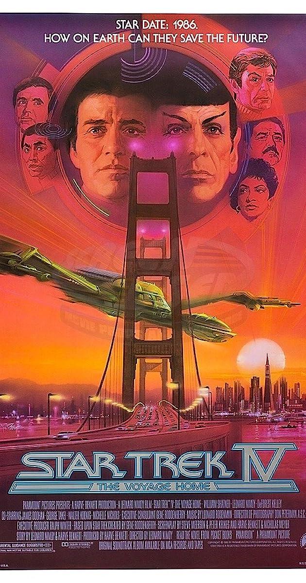 Star Trek IV: The Voyage Home (1986) - IMDb