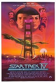 Star Trek IV: The Voyage Home(1986) Poster - Movie Forum, Cast, Reviews