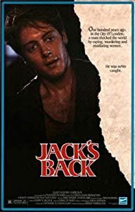 Legal movie downloads for free Jack's Back [DVDRip]