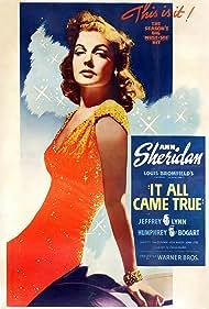Ann Sheridan in It All Came True (1940)
