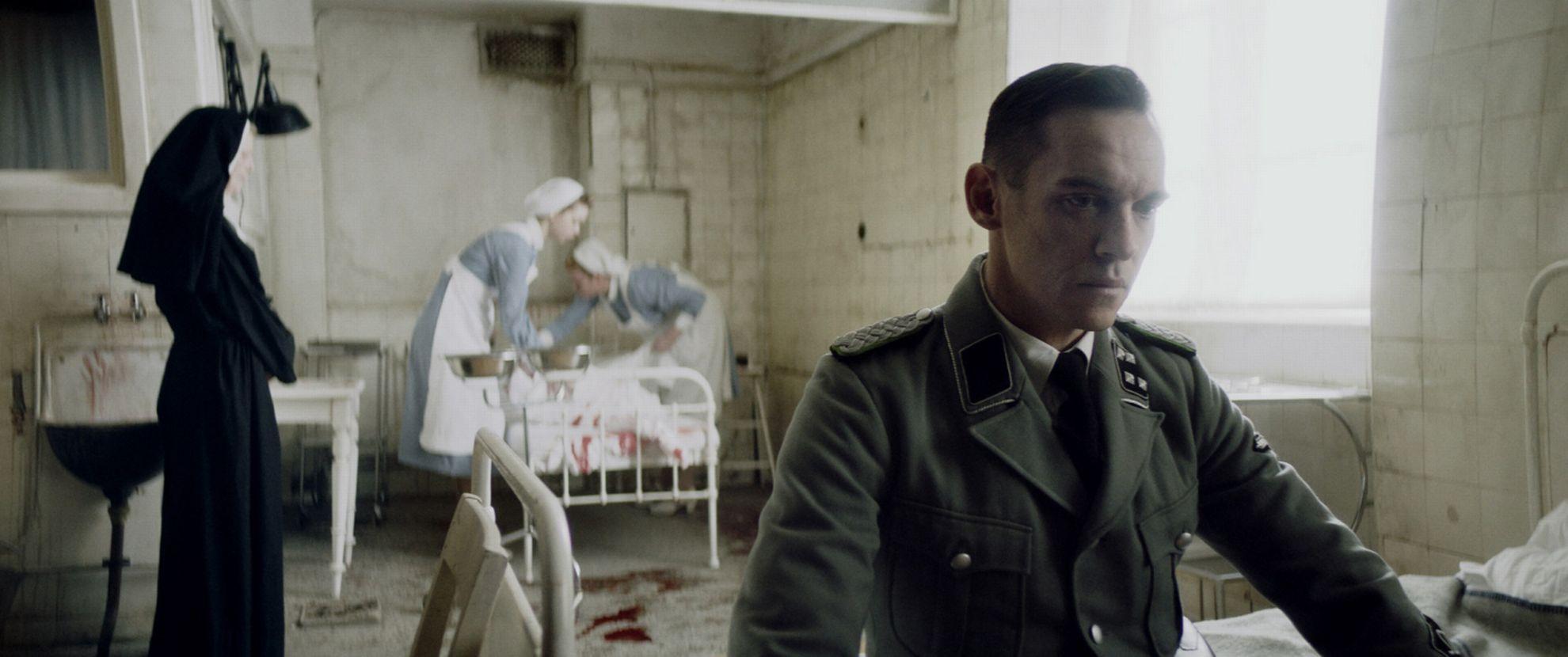 Jonathan Rhys Meyers in Den 12. mann (2017)