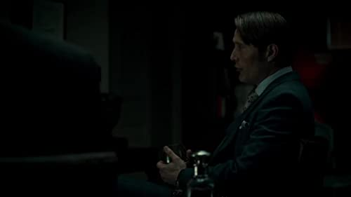 Hannibal: Dr. Lecter And Jack Talk