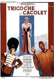 Tricoche et Cacolet Poster