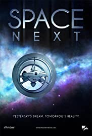 Space Next Poster