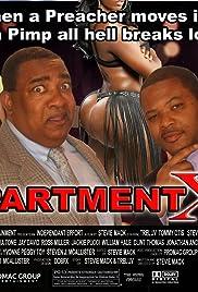 Apartment X Poster