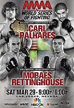 World Series of Fighting 9: Carl vs. Palhares