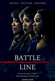 Battle Line: A Mother's Perspective Poster
