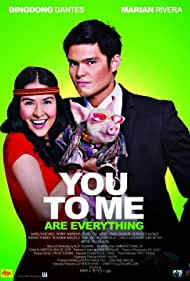 Dingdong Dantes and Marian Rivera in You to Me Are Everything (2010)