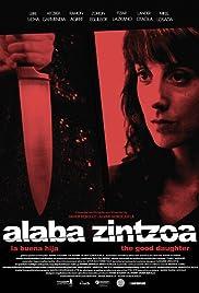 Alaba Zintzoa Poster