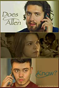Alexander Randazzo, Nathalie Rudolph, and Edwin Salmon in Does Allen Know? (2018)